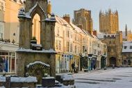 Wells in Winter